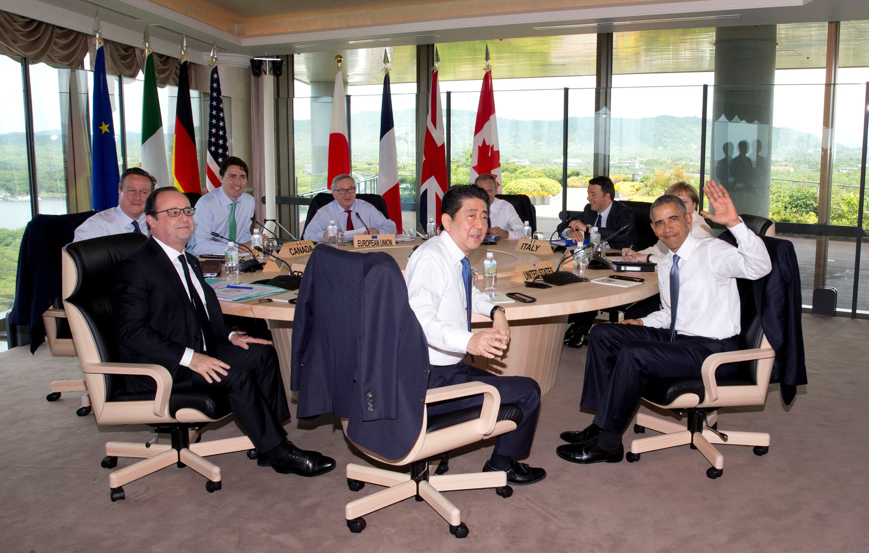 От антироссийских санкций до реформ на Украине: о чём говорили на саммите G7