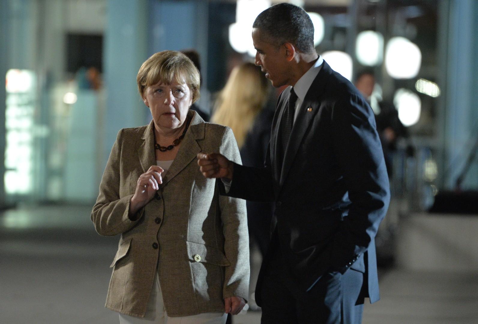 Океан разъединяет: вице-канцлер Германии раскритиковал Трансатлантическое партнёрство