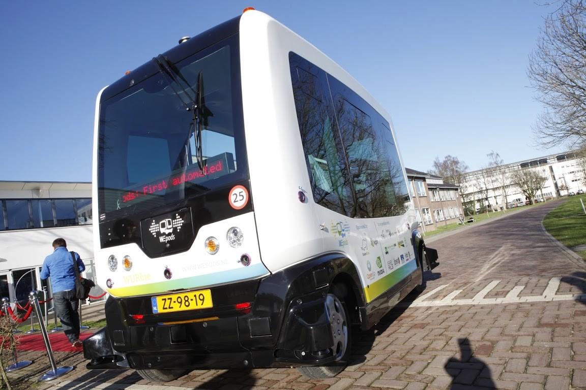 Инновации в законе: в ГИБДД призвали подготовить регламент для беспилотных автомобилей