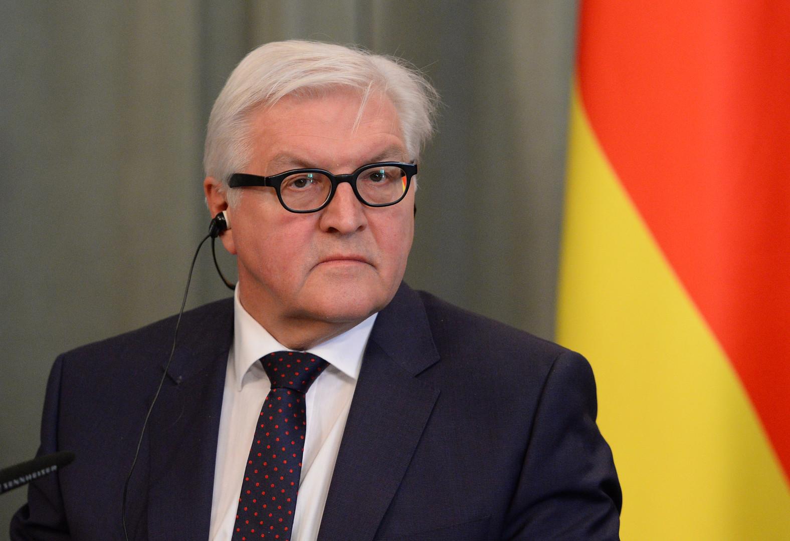 Глава МИД ФРГ: Европа должна подумать о возможности поэтапного снятия санкций с РФ