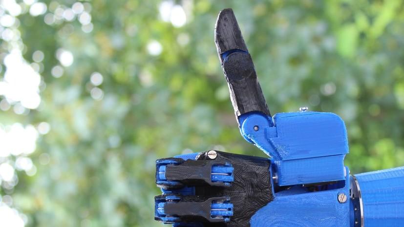 Пять уникальных разработок в сфере протезирования
