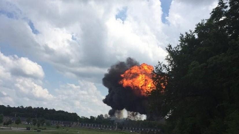 Два военных самолёта разбились в США за несколько часов