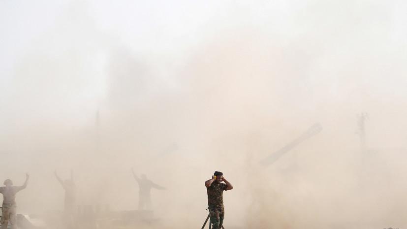 40 иракских военных погибли в результате взрывов смертников ИГ в Эль-Фаллудже