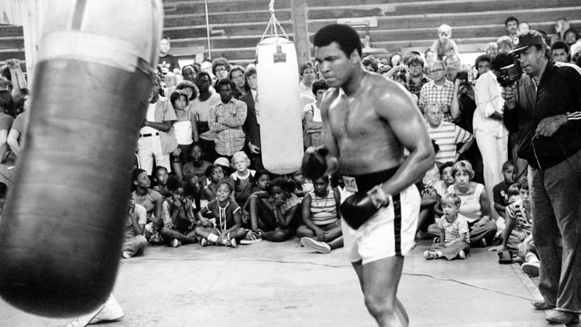 «Всего лишь величайший боксёр»: самые известные высказывания Мохаммеда Али
