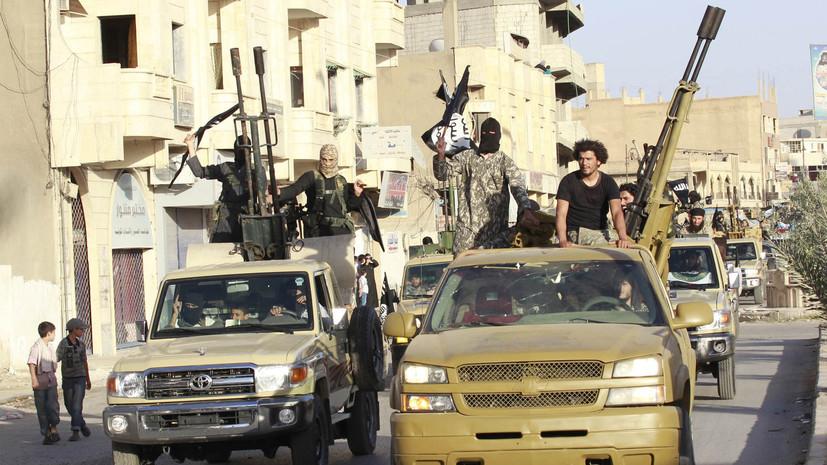 Американское оружие попало в руки «Исламского государства» в Сирии