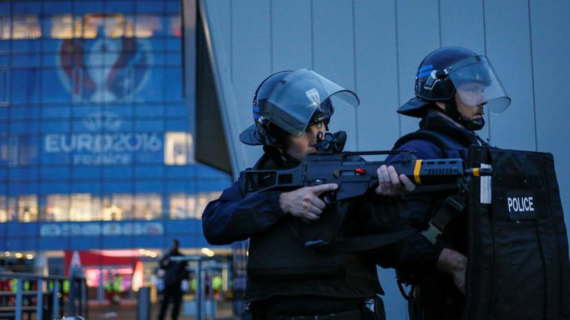 Франсуа Олланд признал угрозу теракта на Евро-2016