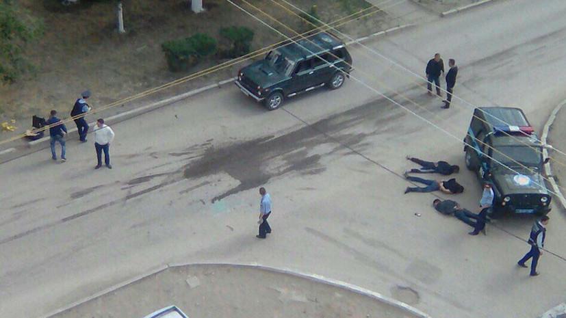 Антитеррористическая операция в казахстанском Актобе — хронология событий