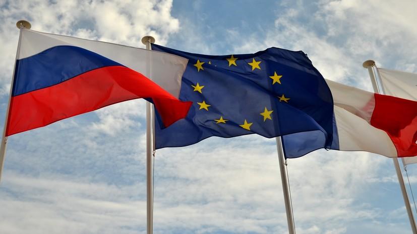 Сенат Франции 8 июня рассмотрит резолюцию о постепенном снятии санкций с РФ