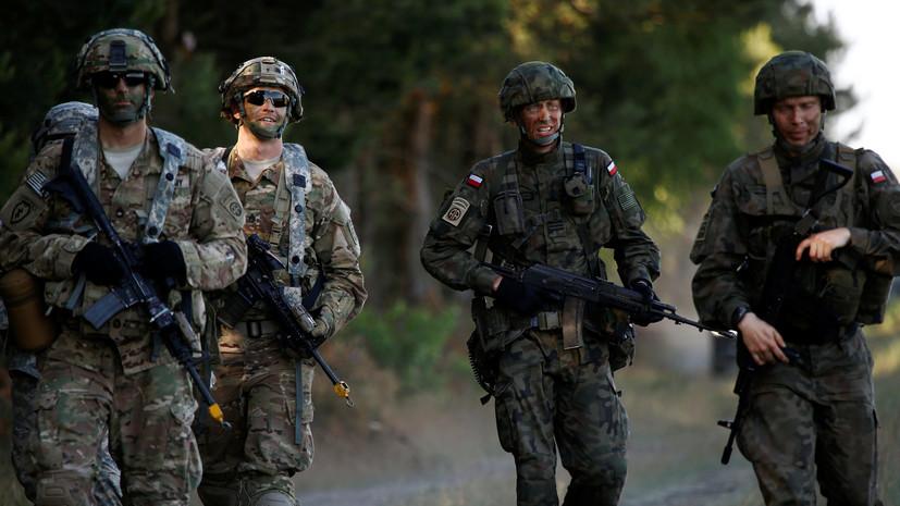 The Huffington Post: Россия подобралась слишком близко к мирным границам НАТО