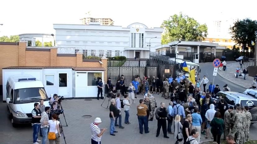 Генконсульство РФ: Власти Одессы проигнорировали запросы обеспечить безопасность