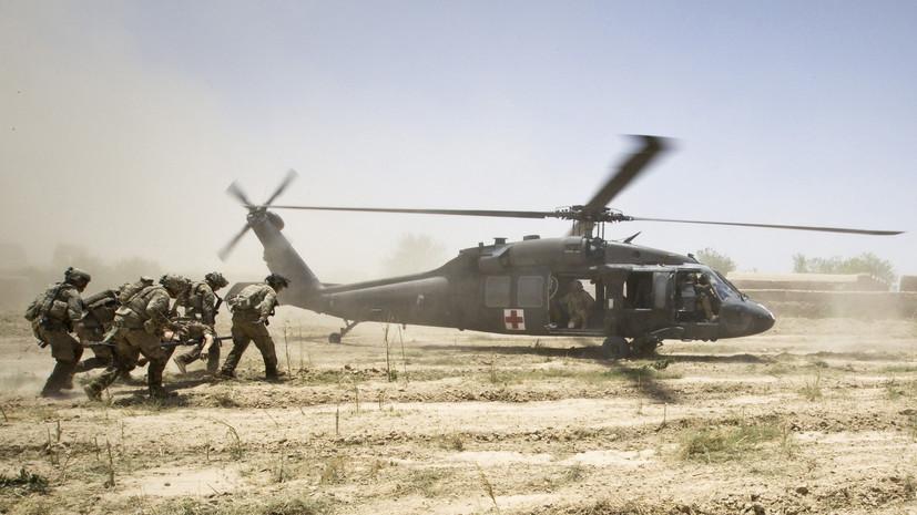 Барак Обама расширил военную миссию США в Афганистане вопреки обещаниям