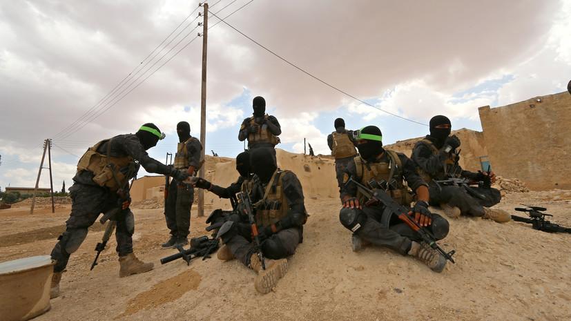 Более 100 боевиков с тяжёлым вооружением прибыли к сирийским городам Баркум и Икарда