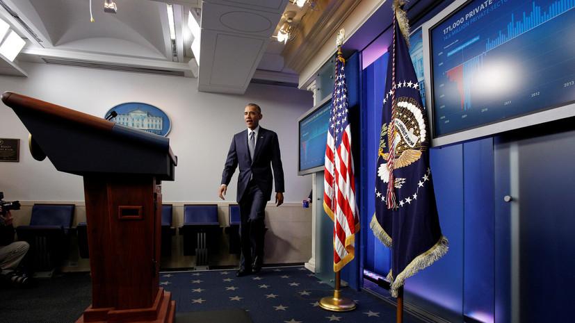 Барак Обама назвал терактом стрельбу в Орландо