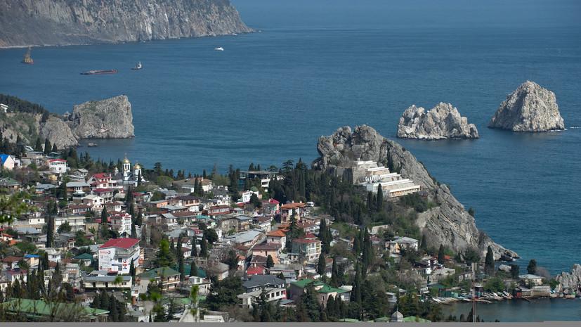 Власти Крыма ожидают притока туристов из Европы и Китая