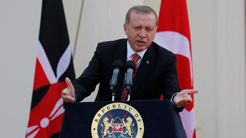 Эрдоган рассказал, чем его «разочаровал» Барак Обама