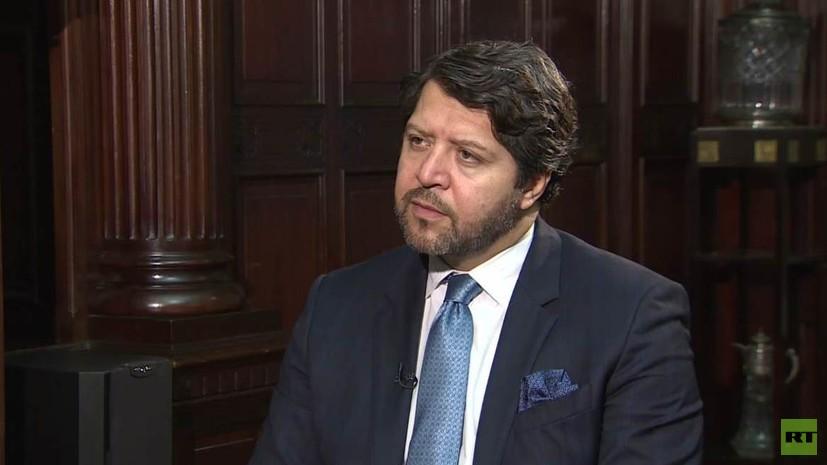 Замглавы МИД Афганистана: Матин был одним из тех, кто покинул страну из-за войны