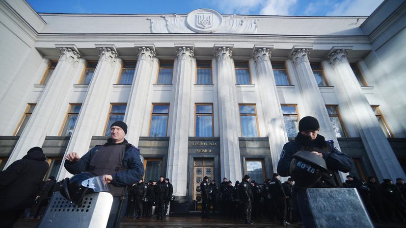 Депутат Рады обвинил власти Украины в сокрытии причин убийства Олеся Бузины