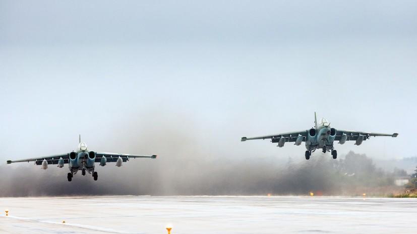 МО о критике Пентагона: ВКС РФ не наносили ударов в Сирии по отрядам оппозиции