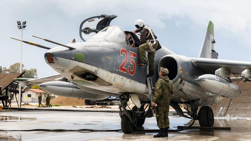 Госдума наделила статусом ветерана всех участников операции в Сирии