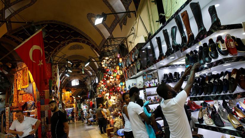 Турецкие торговцы говорят о самом плохом сезоне за 30 лет