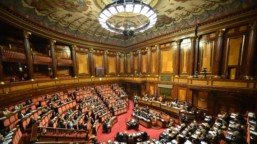 Депутат «Лиги Севера» прокомментировал RT отказ сената Италии отменить санкции против РФ