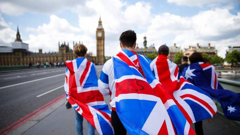 Первый раз: лидеры стран ЕС обсудят процесс выхода Великобритании из союза