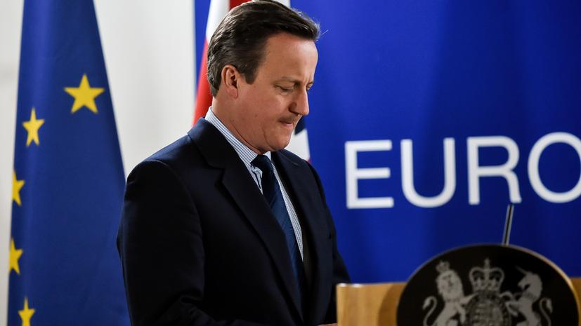 Британские консерваторы начинают операцию «Преемник»