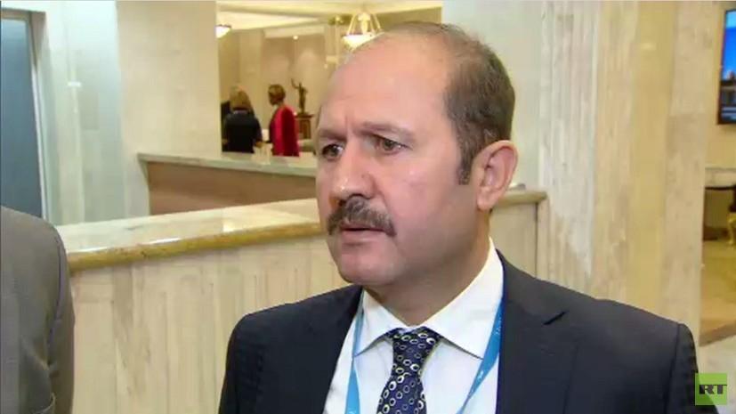 Глава турецкой делегации в ПАЧЭС в интервью RT: Мы постараемся развивать отношения с РФ