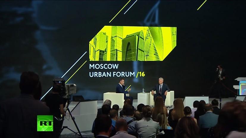 Hyperloop, санкции и солнечная энергия: участники урбанистического форума дали интервью RT