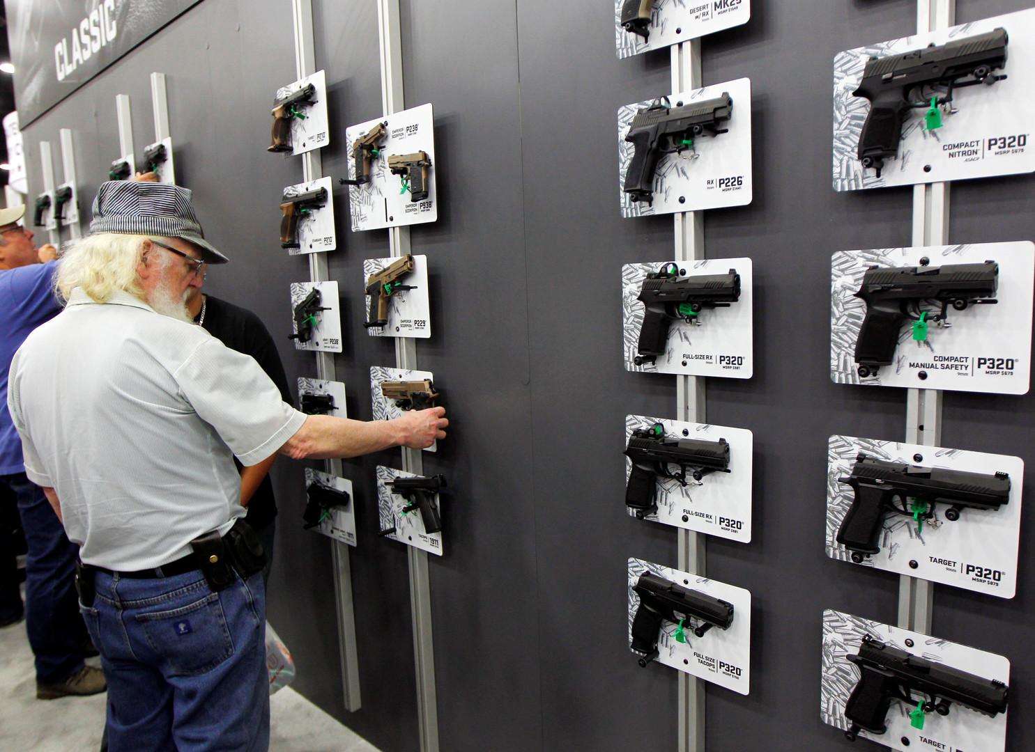 Без лицензии на убийство: в США резко вырос уровень насилия с применением оружия