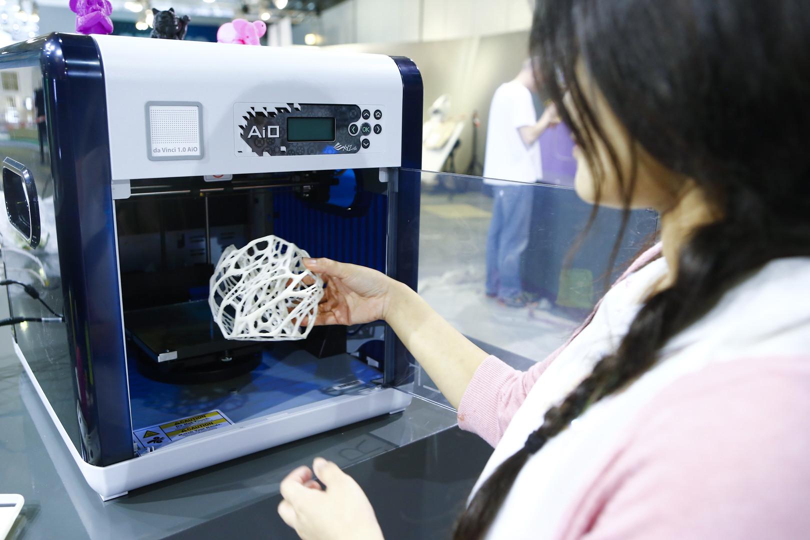 Узнать за 60 секунд: что уже сейчас можно распечатать на 3D-принтере