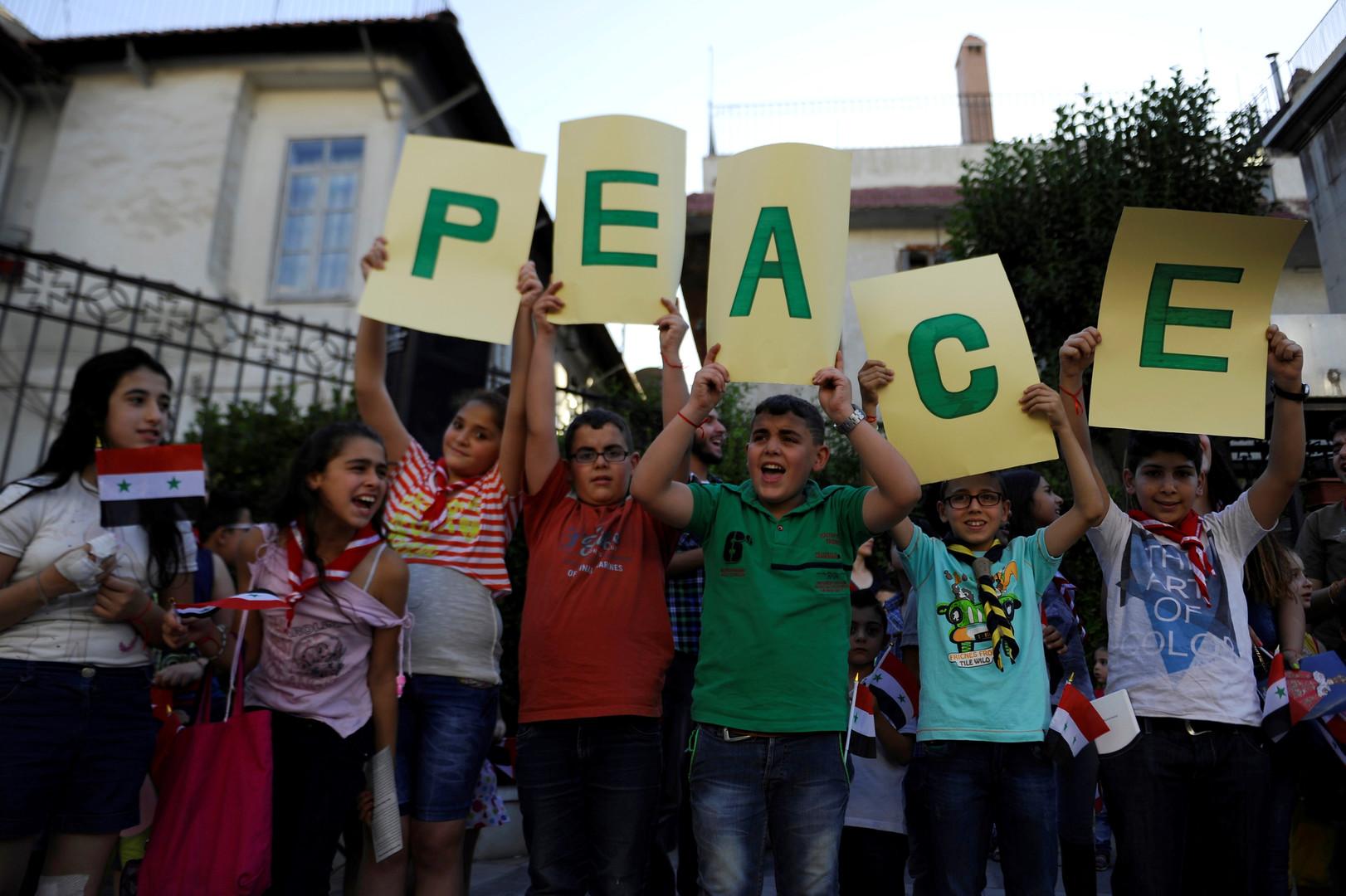 Советник Асада: С помощью РФ правительство Сирии освободило значительную часть страны