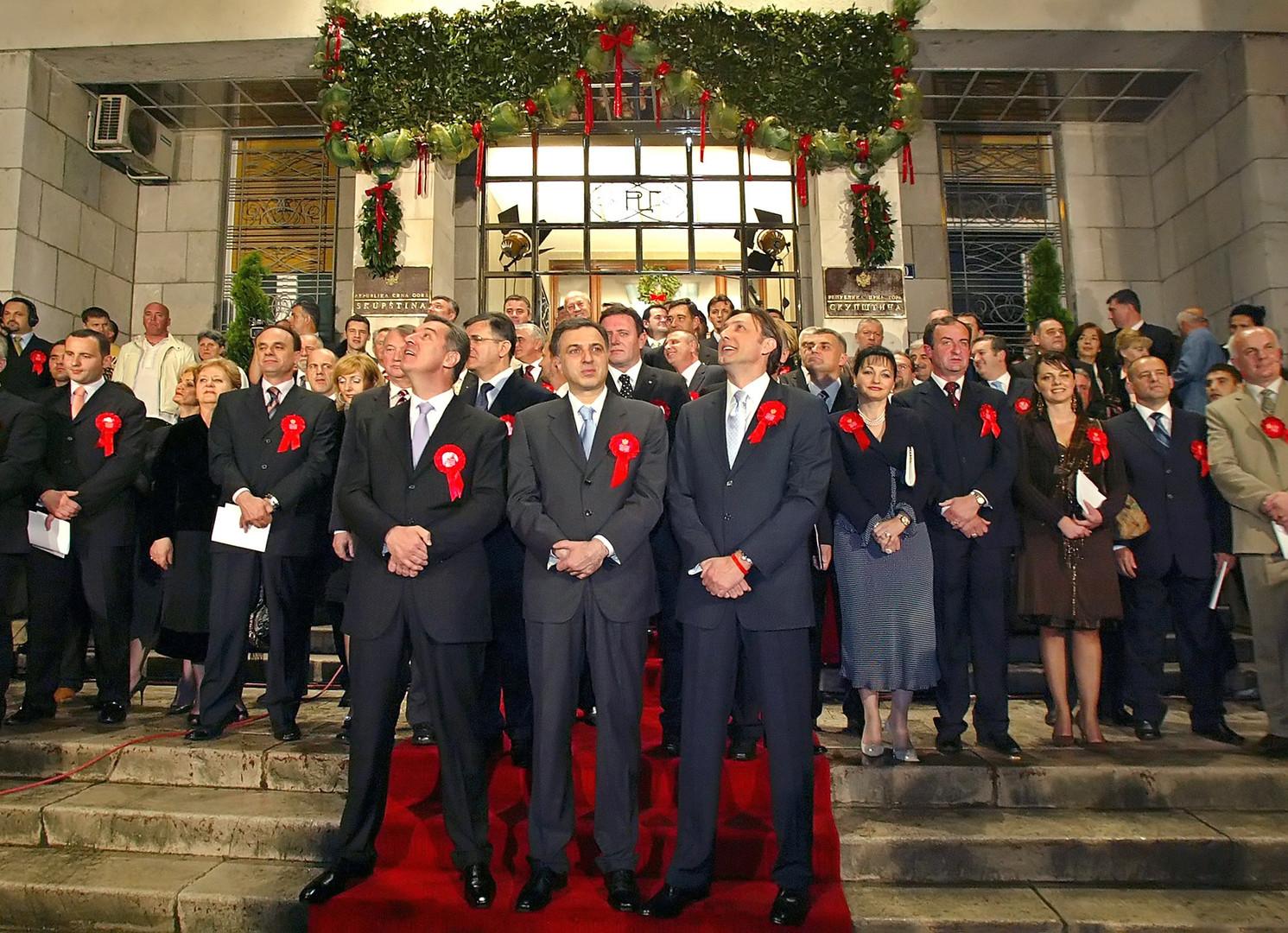 Песни прозападных славян: 10 лет назад Черногория стала независимой
