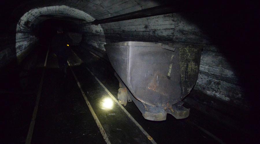 На шахте в Кузбассе произошёл пожар, пострадавших нет