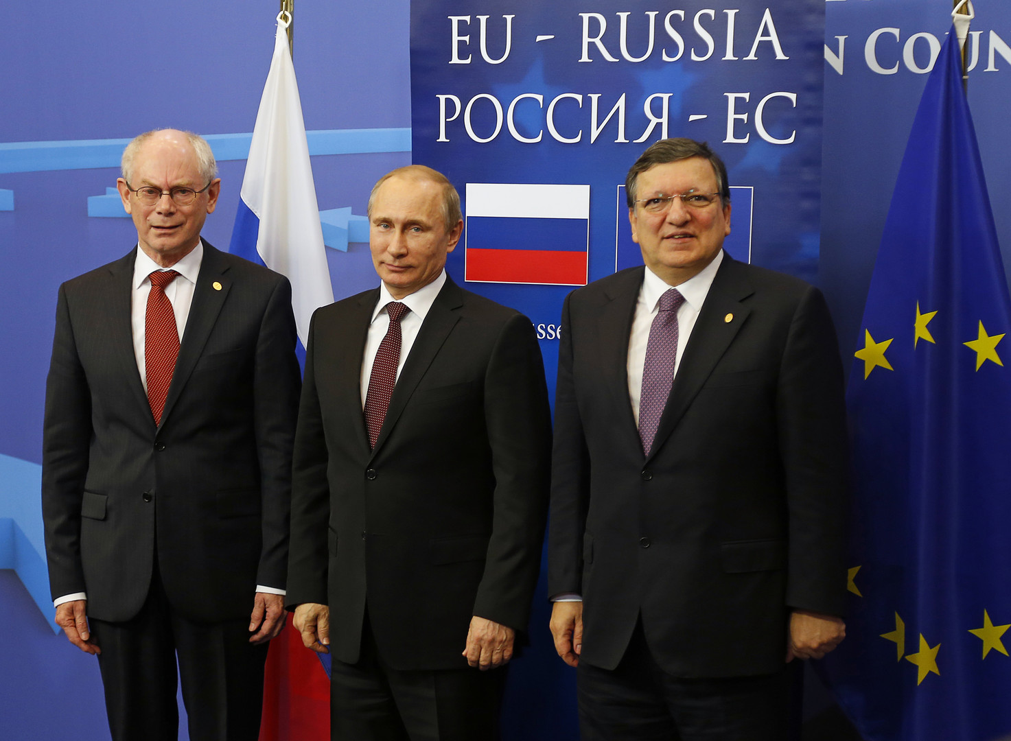Financial Times: Путину не нужен развал ЕС