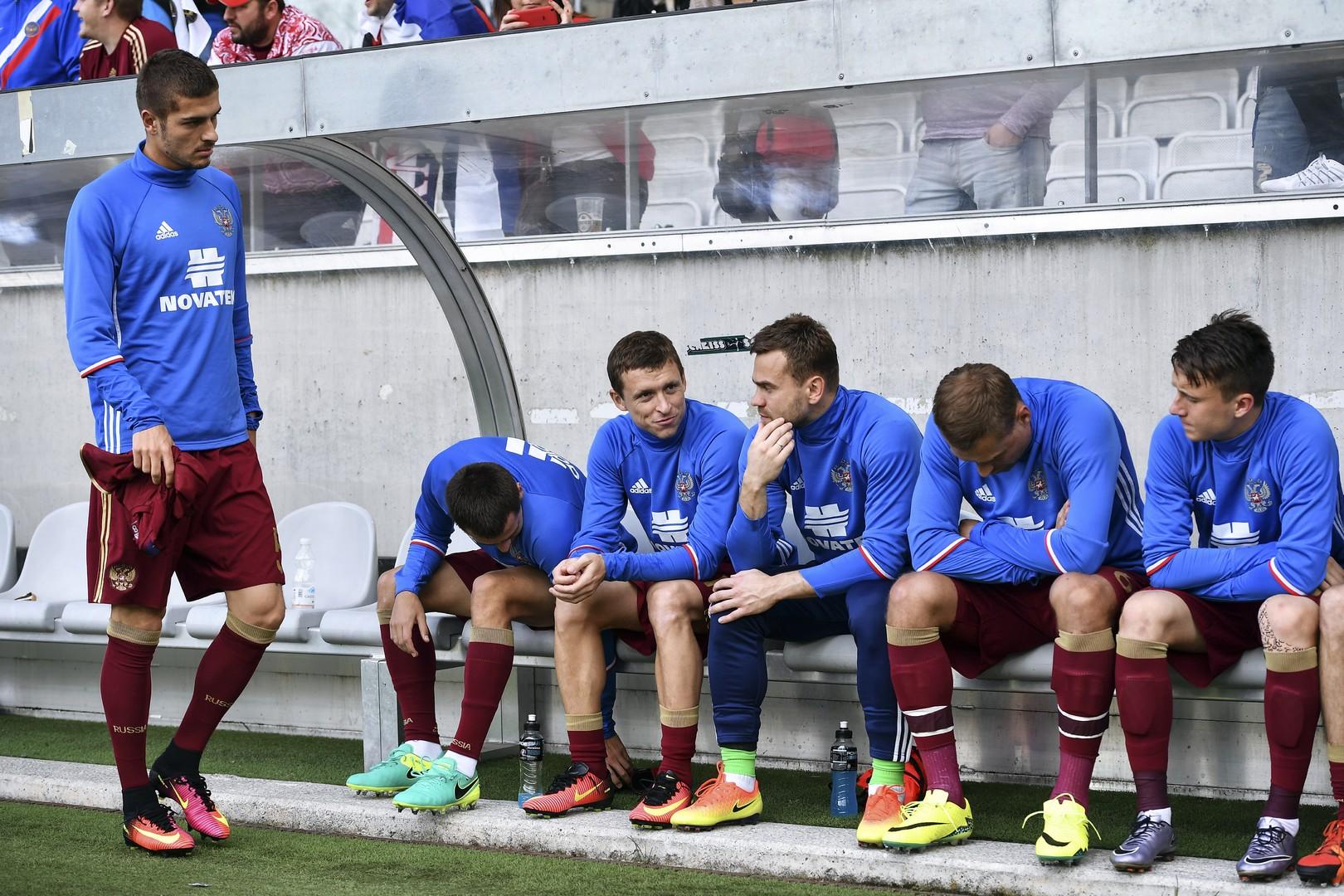 Министр спорта Украины назвал футболиста сборной России «ватником»