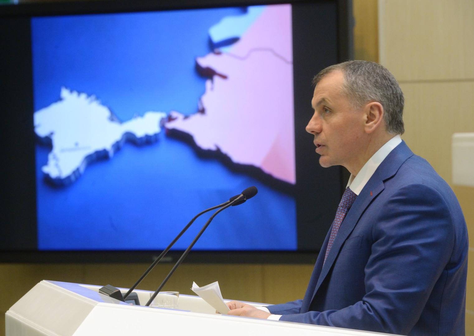 Власти Крыма назвали условия сотрудничества с Киевом