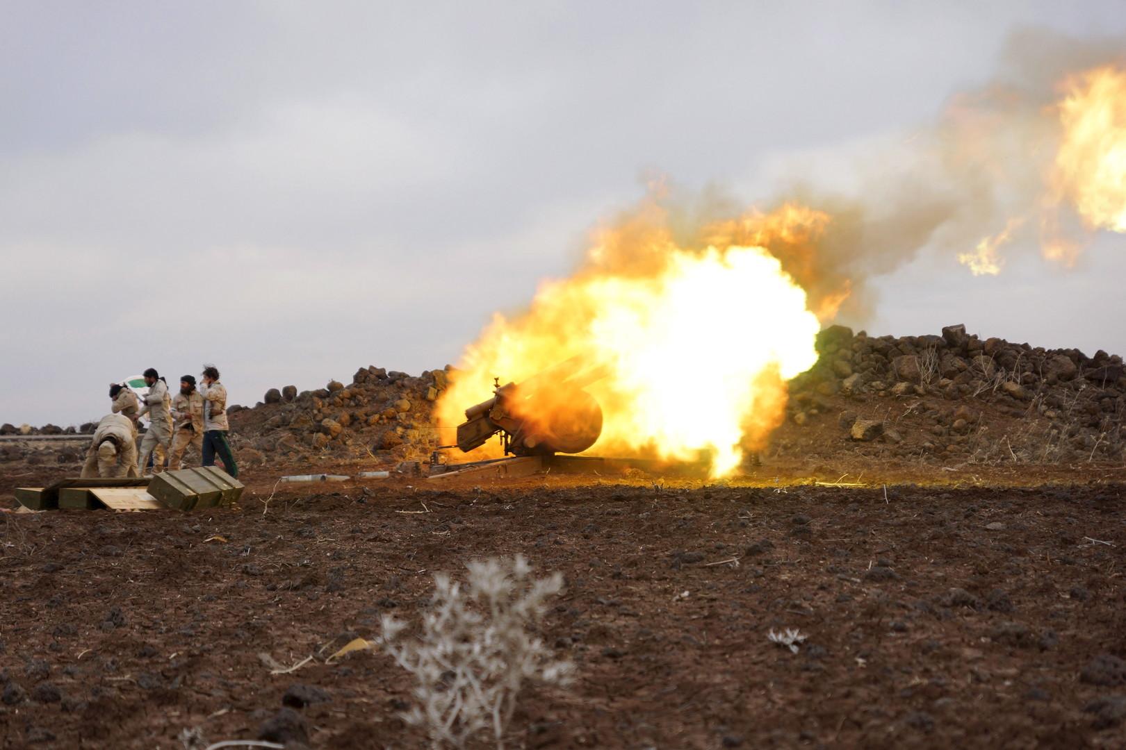 Террористы «Фронта ан-Нусра» вновь обстреляли Алеппо