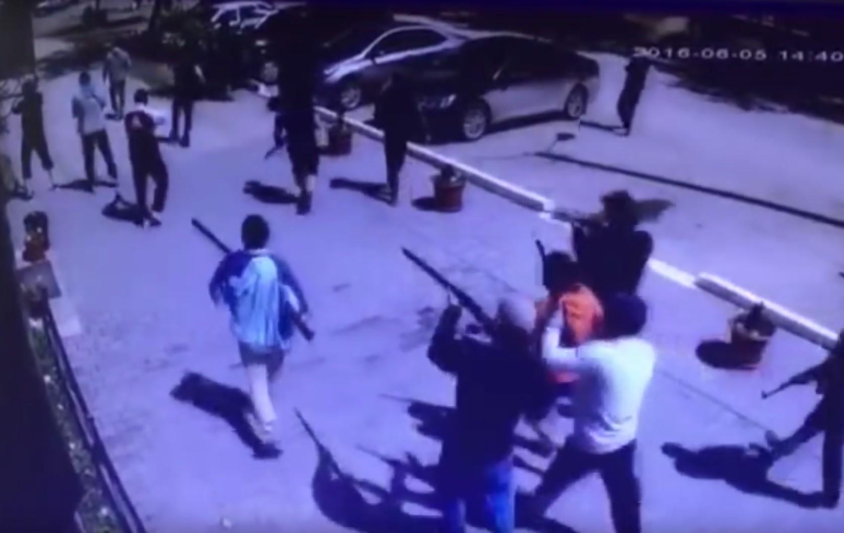 «Красный» уровень террористической опасности объявлен в казахстанском Актобе