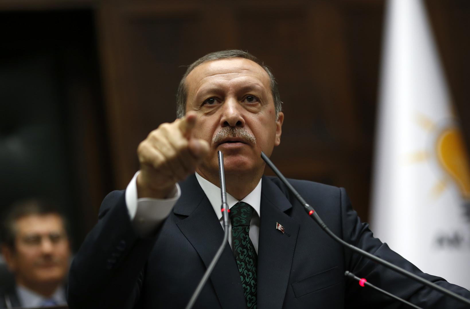 Эрдоган усомнился в турецких корнях автора резолюции бундестага о геноциде армян
