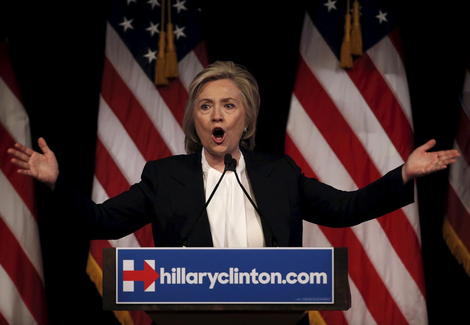 «Удали свой аккаунт»: Клинтон установила рекорд в Twitter благодаря перепалке с Трампом
