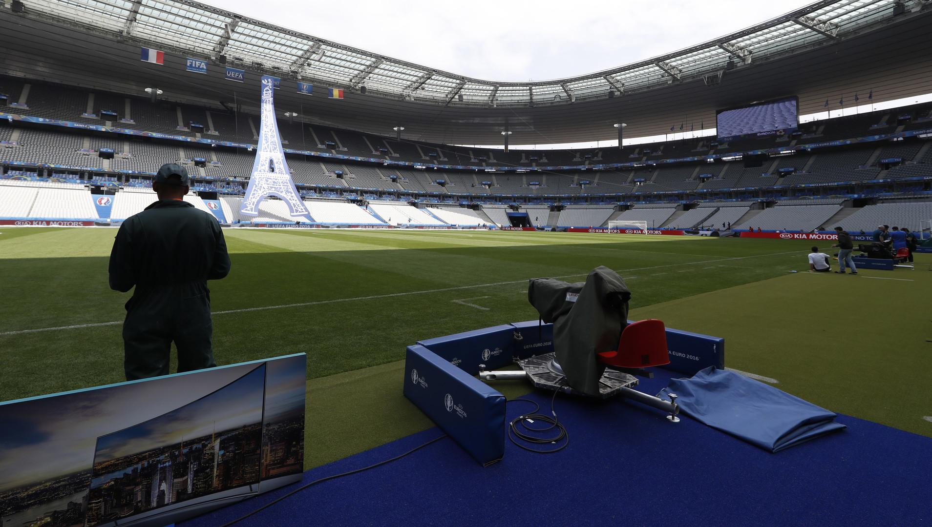 Дэвид Гетта станет хедлайнером церемонии открытия Евро-2016