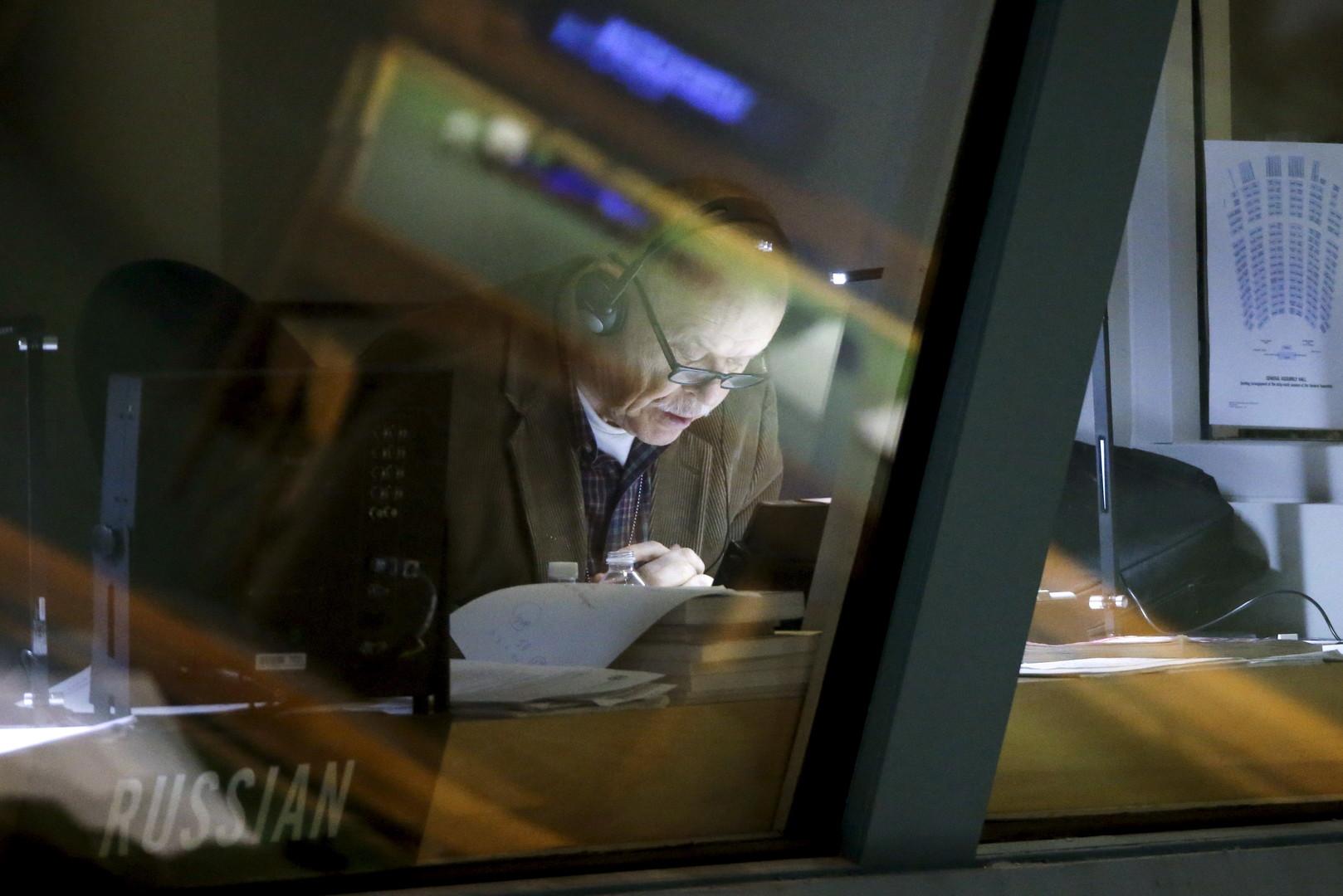 В центре внимания: как переводчики становятся главными героями переговоров