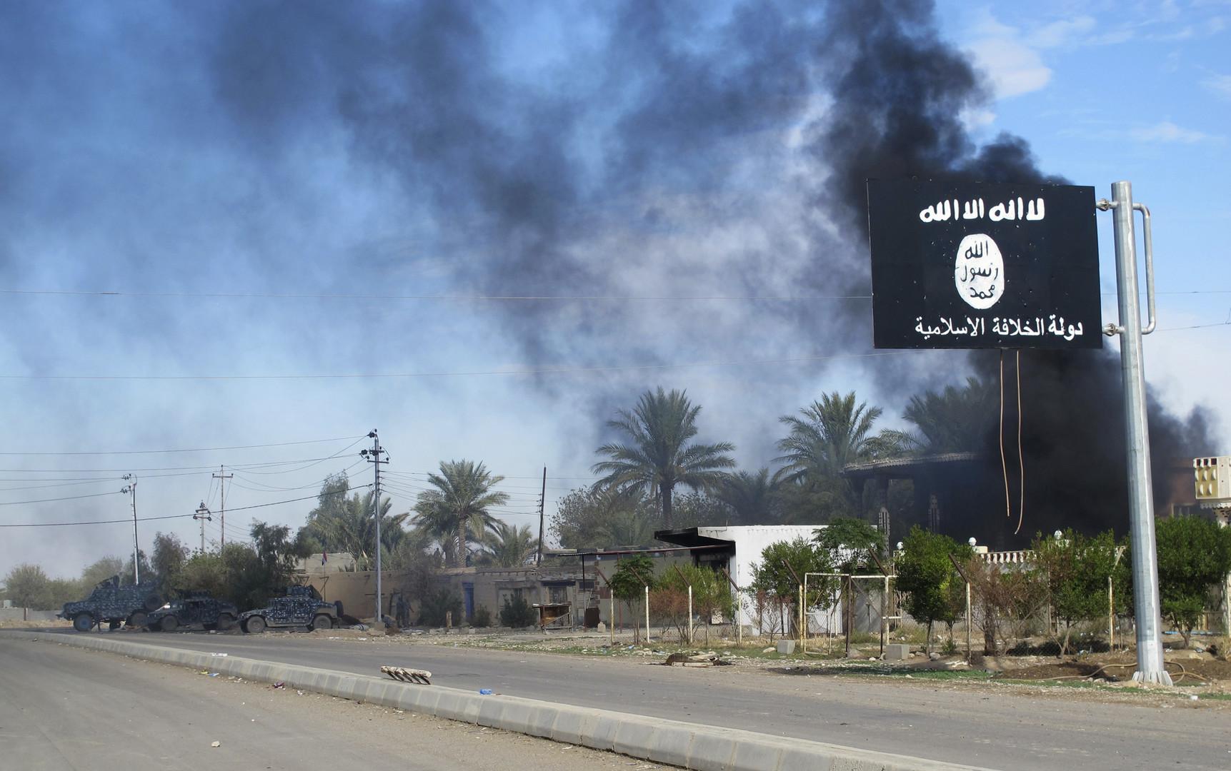 СМИ: Сирия передала Великобритании список иностранных сторонников ИГ
