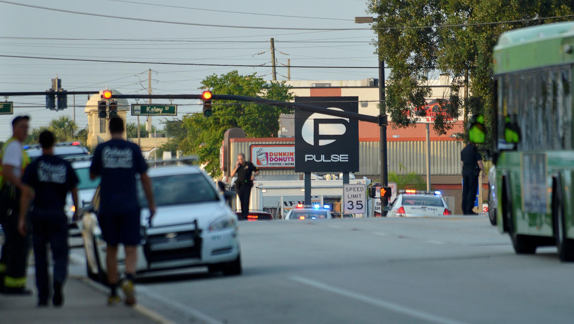 СМИ назвали имя стрелявшего в клубе Орландо