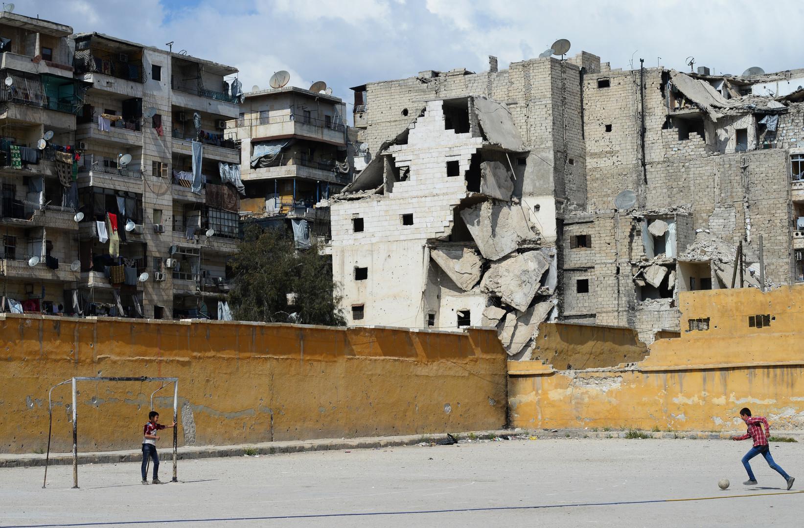 Террористы «Фронта ан-Нусра» обстреляли жилые кварталы сирийского Алеппо и аэропорт