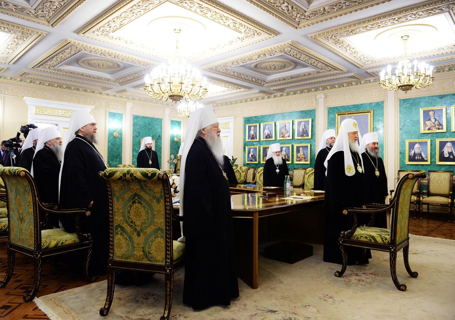 РПЦ не будет участвовать во Всеправославном соборе на Крите