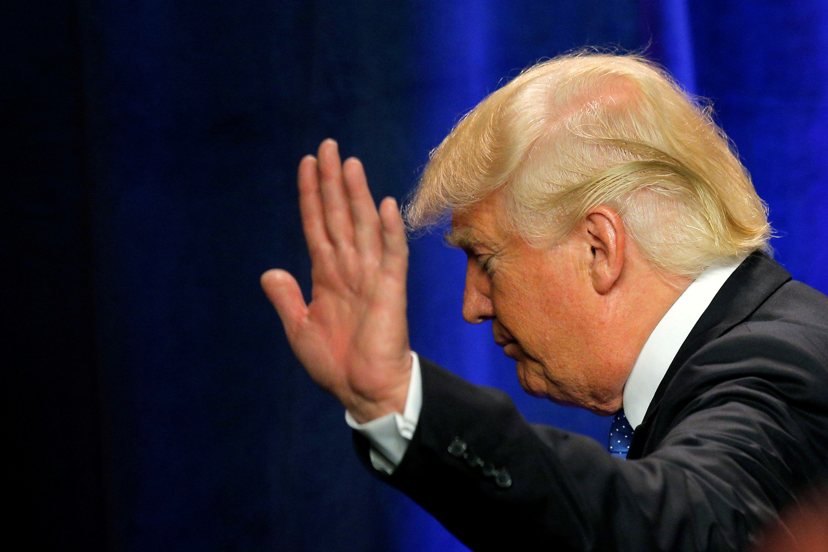 Дональд Трамп отозвал аккредитацию на освещение своей кампании у Washington Post из-за лжи