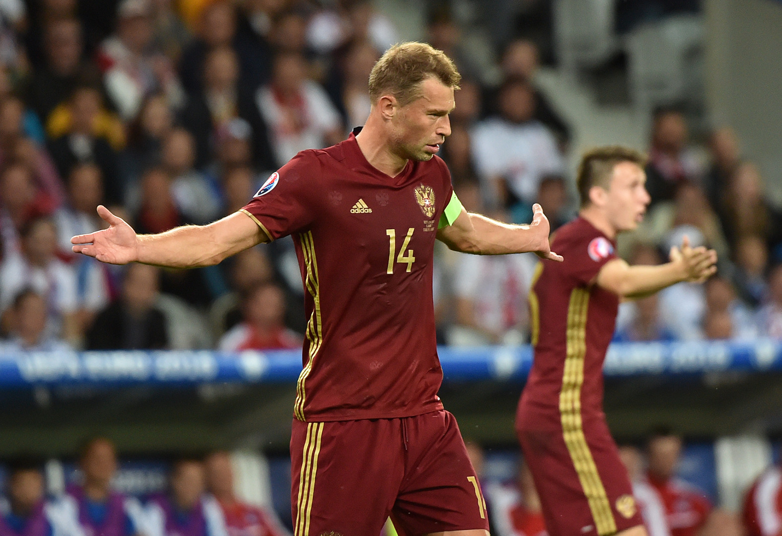 Евро-2016: Россия проиграла Словакии
