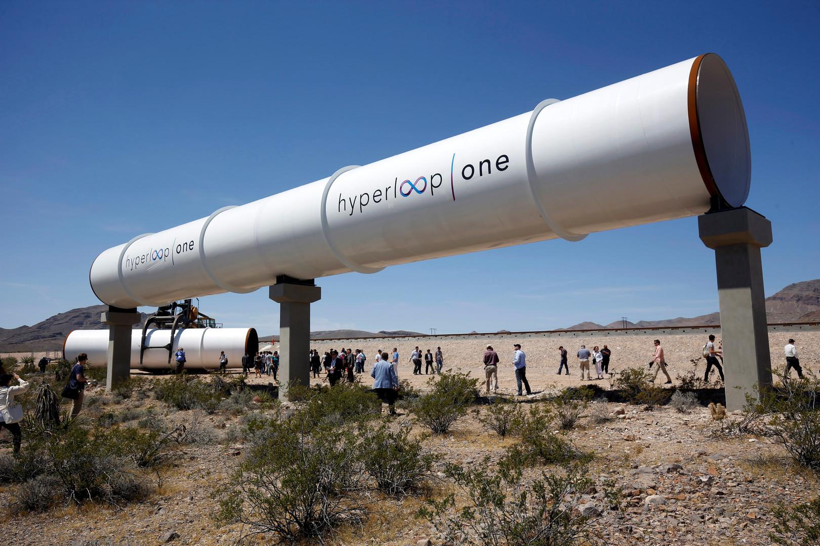 На Восток быстрее звука: Россию и Китай может соединить сверхскоростной поезд Hyperloop